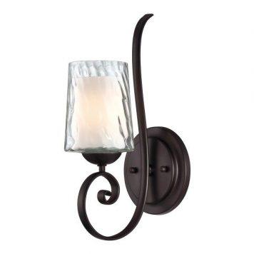 Adonis Lampa klasyczna – szklane – kolor brązowy