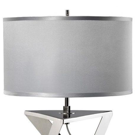 Aegeus Lampa nowoczesna – Styl nowoczesny – kolor srebrny, Szary