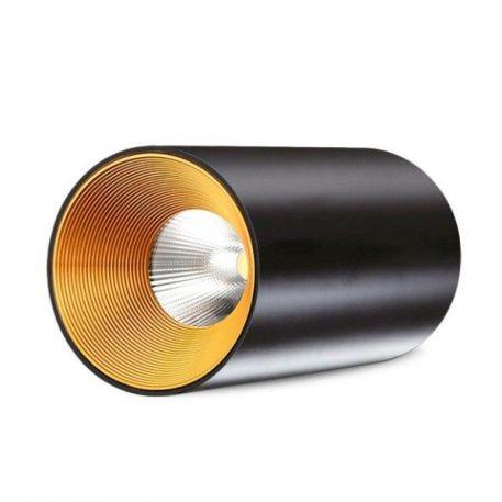 Agate Plafon – Oczka sufitowe – kolor złoty, Czarny