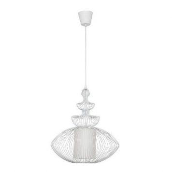 Aida  Lampa wisząca – Styl nowoczesny – kolor biały