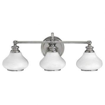Ainsley Lampa klasyczna – klasyczny – kolor biały, srebrny