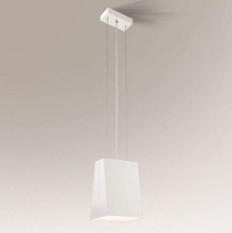Aki Lampa wisząca – kolor biały