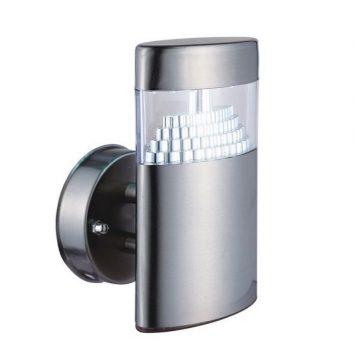 Akros  Lampa zewnętrzna – Styl nowoczesny – kolor srebrny