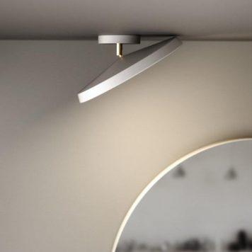 Alba Pro 30 Lampa sufitowa – Plafony – kolor biały