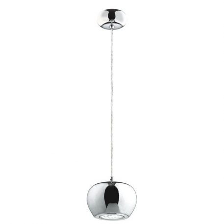 Alma  Lampa wisząca – Styl nowoczesny – kolor srebrny