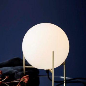 Alton  Lampa nowoczesna – szklane – kolor biały, złoty