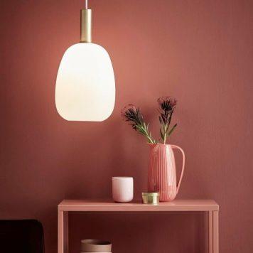 Alton  Lampa wisząca – Styl nowoczesny – kolor biały