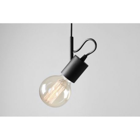 Aluna  Lampa wisząca – Styl nowoczesny – kolor Czarny
