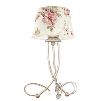 Amanti Lampa klasyczna – klasyczny – kolor beżowy, złoty