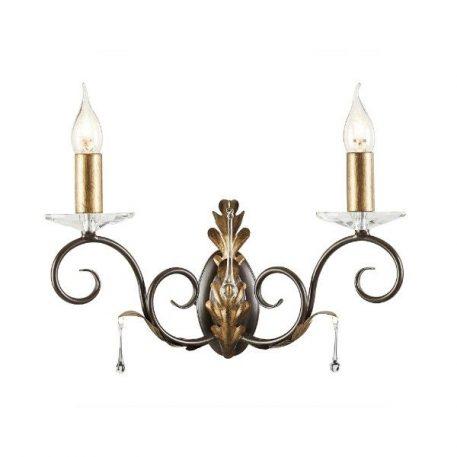 Amarilli Lampa klasyczna – klasyczny – kolor brązowy, złoty