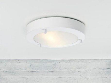 Ancona  Lampa sufitowa – Styl nowoczesny – kolor biały