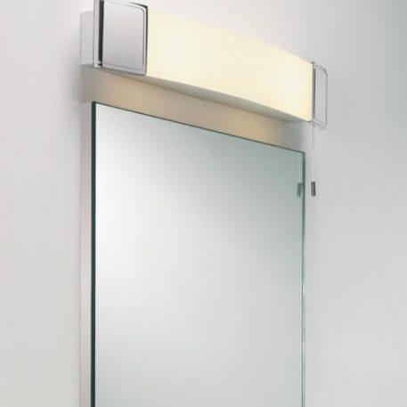 Anja Lampa nowoczesna – szklane – kolor srebrny