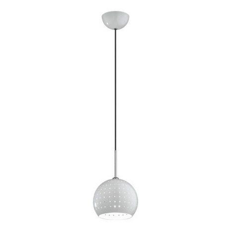 Apollo  Lampa wisząca – Styl nowoczesny – kolor biały