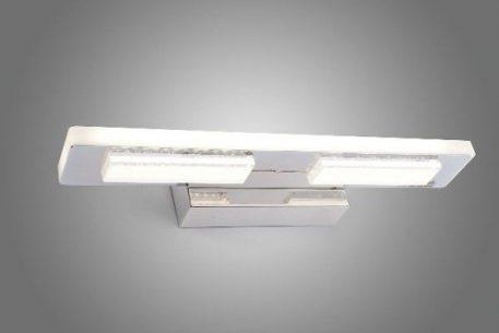 Aqua  Lampa nowoczesna – Lampy i oświetlenie LED – kolor srebrny