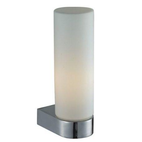 Aqua Lampa nowoczesna – szklane – kolor biały, srebrny