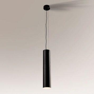 ARAO Lampa sufitowa – kolor Czarny