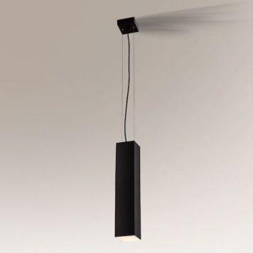 ARAO Lampa wisząca – kolor Czarny