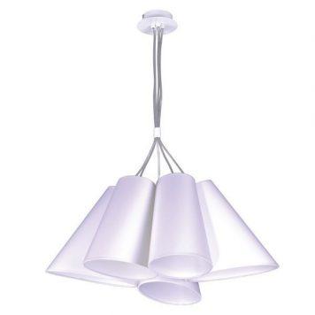 Argos Lampa wisząca – Styl nowoczesny – kolor biały