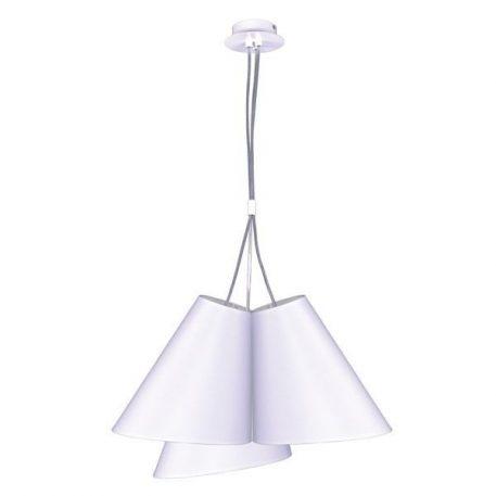 Argos Lampa wisząca – Styl skandynawski – kolor biały