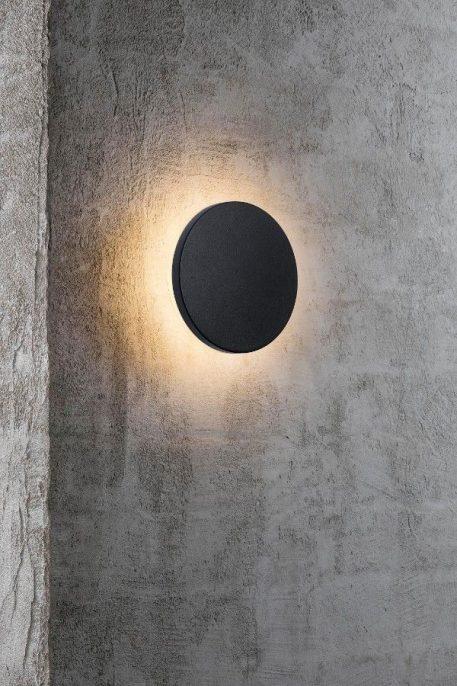 Artego Lampa zewnętrzna – Styl nowoczesny – kolor Czarny