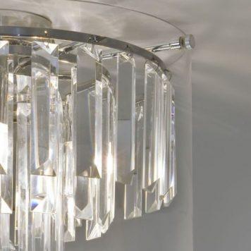 Asini Lampa sufitowa – Styl nowoczesny – kolor transparentny