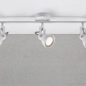 Aslak Reflektor – industrialny – kolor biały