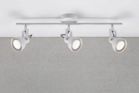 Aslak  Lampa sufitowa – Styl skandynawski – kolor biały