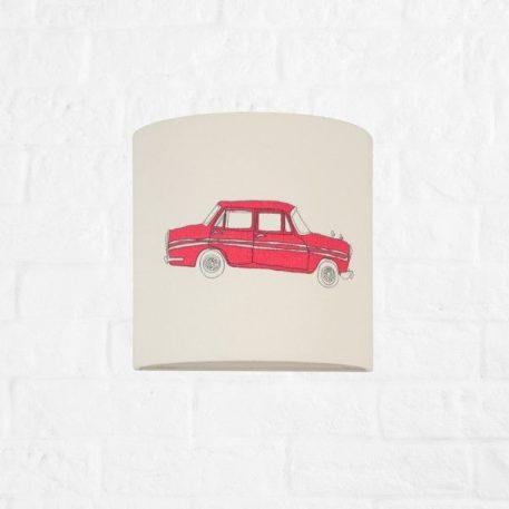 Auta Lampa nowoczesna – Styl nowoczesny – kolor beżowy