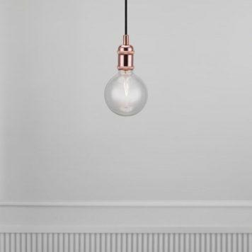 Avra Lampa wisząca – Styl nowoczesny – kolor miedź