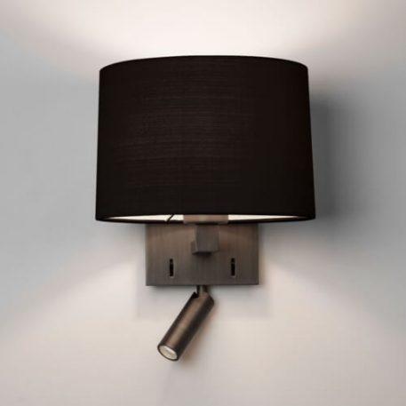 Azumi Lampa nowoczesna – Styl modern classic – kolor brązowy