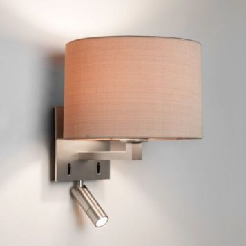 Azumi Lampa nowoczesna – Styl nowoczesny – kolor srebrny