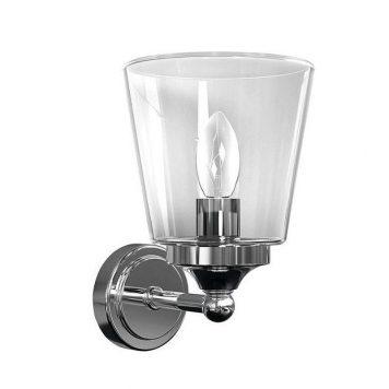 Bali  Lampa klasyczna – klasyczny – kolor srebrny, transparentny