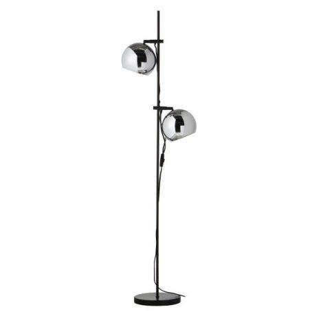 Ball Lampa skandynawska – Styl nowoczesny – kolor srebrny