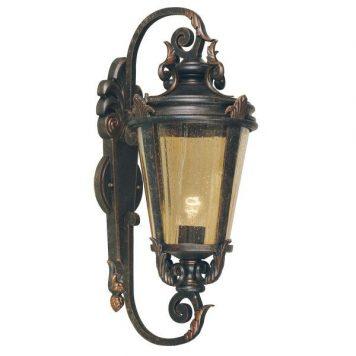 Baltimore Lampa zewnętrzna – klasyczny – kolor brązowy