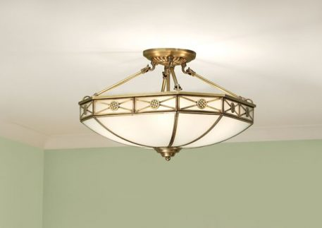 Bannerman Lampa sufitowa