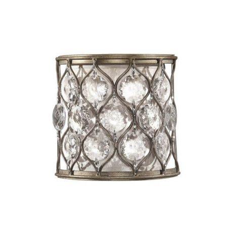 Bella Lampa glamour – Styl glamour – kolor srebrny
