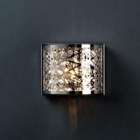 Bella  Lampa nowoczesna – kryształowe – kolor srebrny
