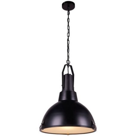 Bento Lampa wisząca – industrialny – kolor Czarny