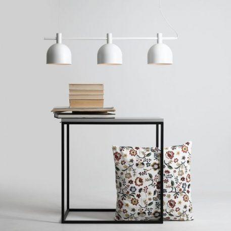 Beryl  Lampa wisząca – Styl nowoczesny – kolor biały