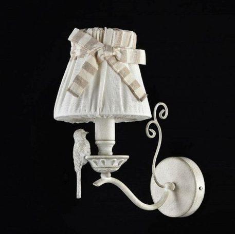 Bird  Lampa klasyczna – klasyczny – kolor beżowy, biały