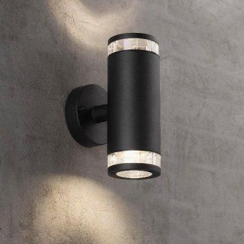 Birk Lampa zewnętrzna – Styl nowoczesny – kolor Czarny