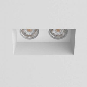 Blanco Oczko/spot – Styl nowoczesny – kolor biały