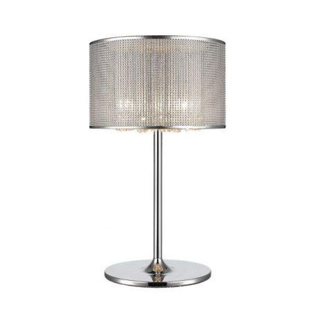 Blink  Lampa glamour – Styl glamour – kolor srebrny