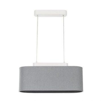 Boat  Lampa wisząca – Styl nowoczesny – kolor Szary