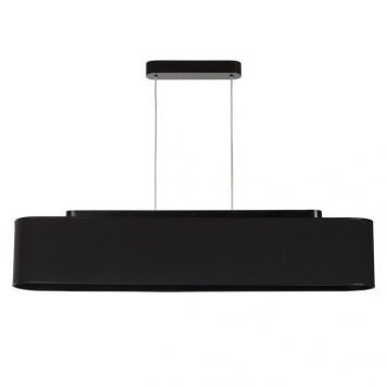 Boat  Lampa wisząca – Z abażurem – kolor Czarny