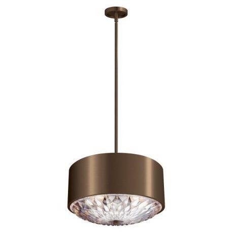 Botanic  Lampa wisząca – Styl modern classic – kolor brązowy