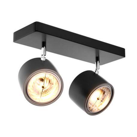 Box CL Lampa sufitowa – Reflektory – kolor Czarny