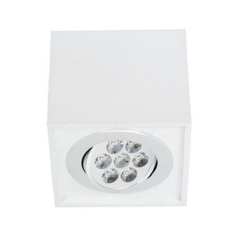 Box  Lampa sufitowa – Oczka sufitowe – kolor biały