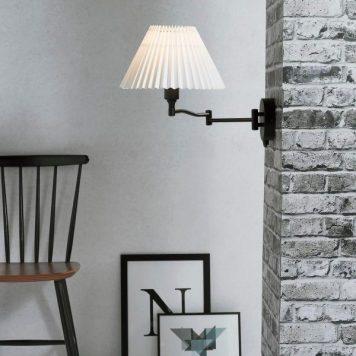 Break Lampa klasyczna – Na wysięgniku – kolor biały, Czarny