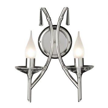 Brightwell Lampa klasyczna – klasyczny – kolor srebrny